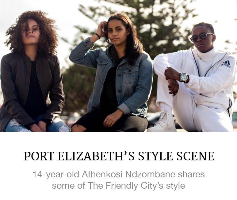 Port Elizabeth Style Scene