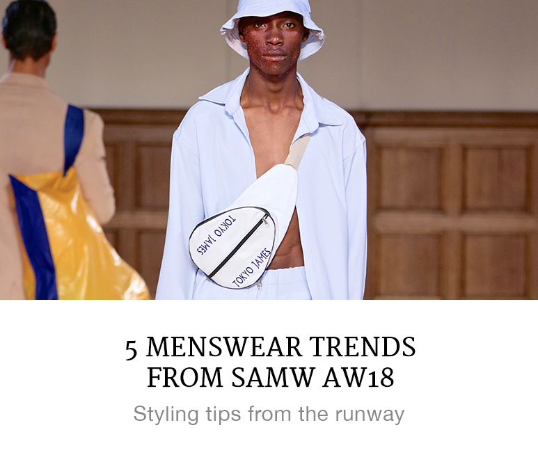 steal these menswear trends