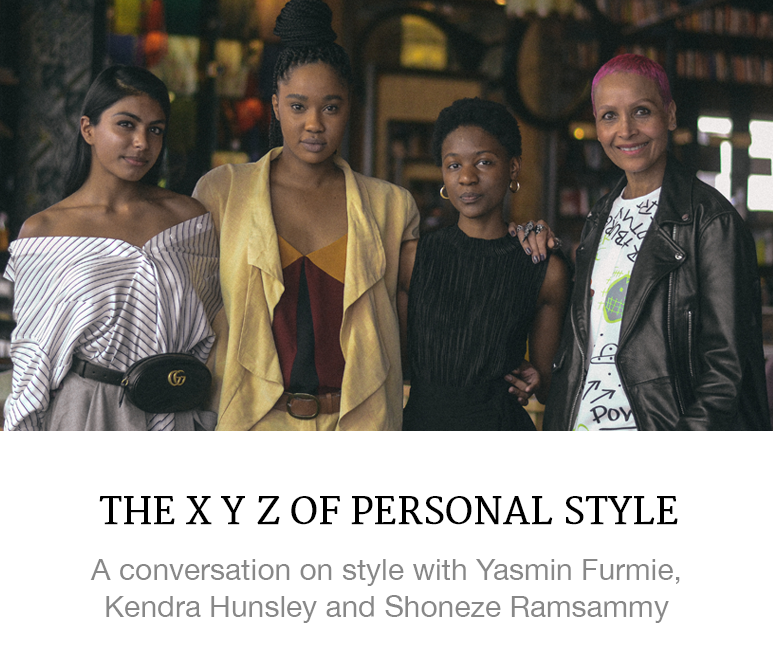 The XYZ of personal style