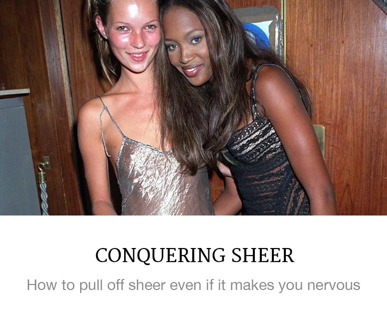 Conquering Sheer