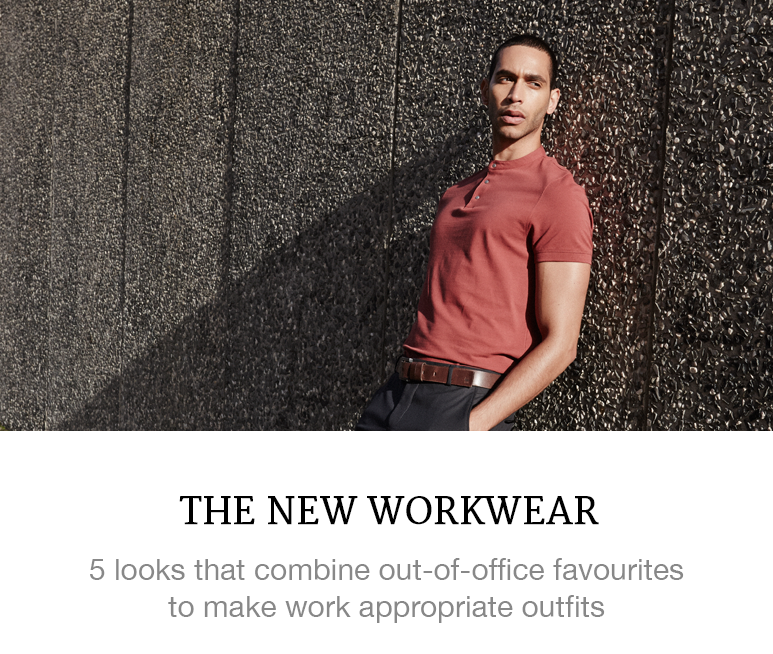 Mens workwear trends