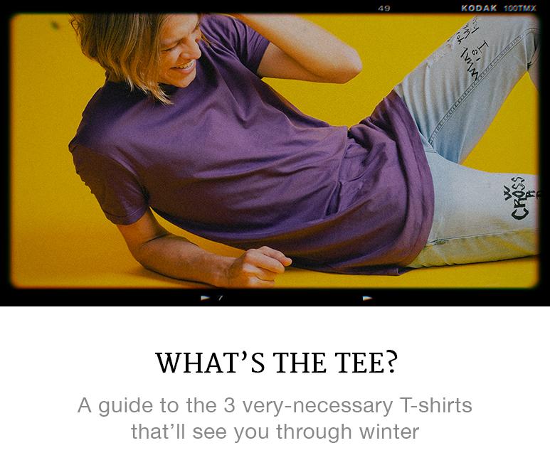 transitional t-shirts