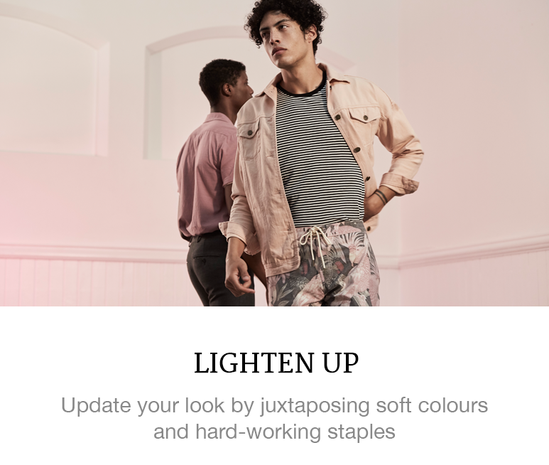 mens pastel colour trend
