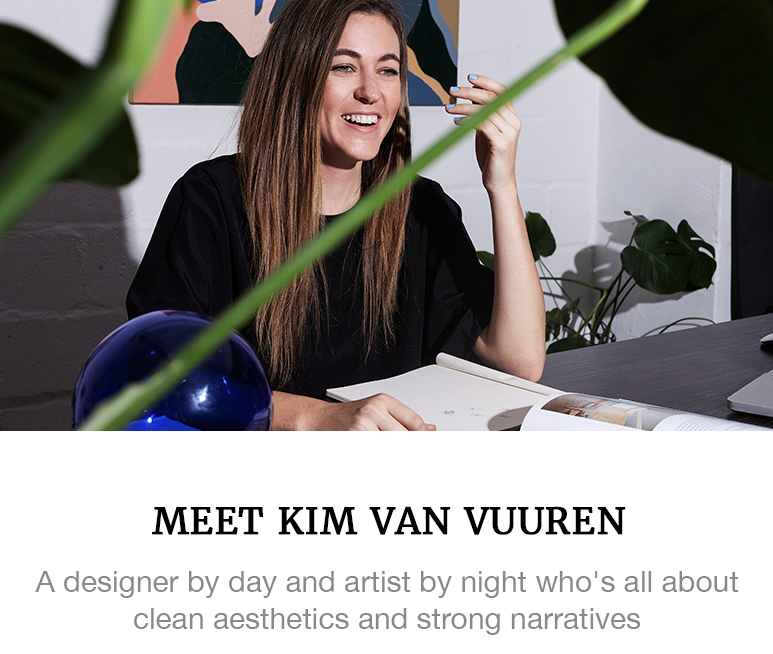 kim van vuuren south african art graphic design superbalist blog