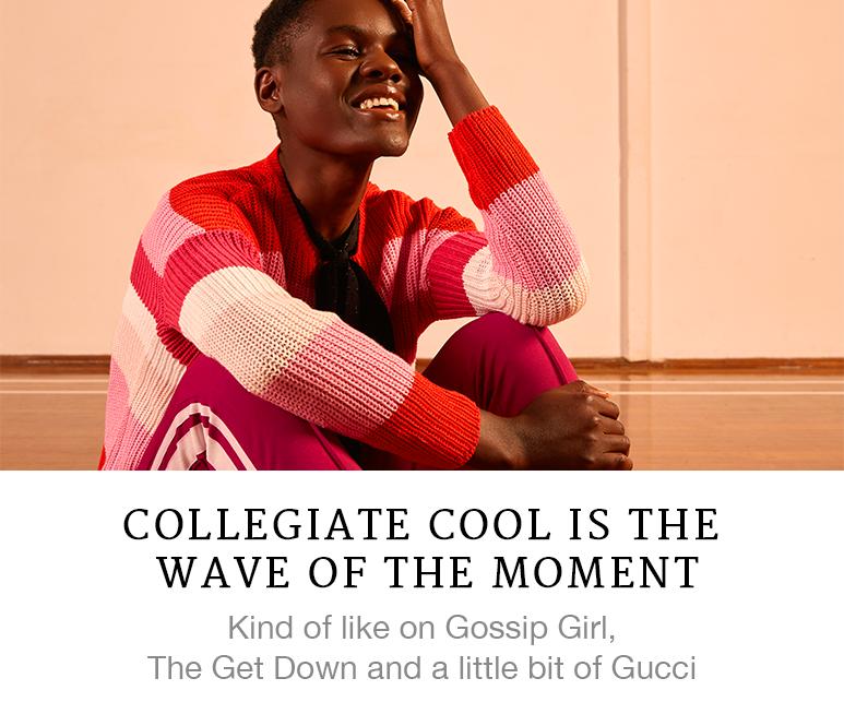 collegiate cool trend