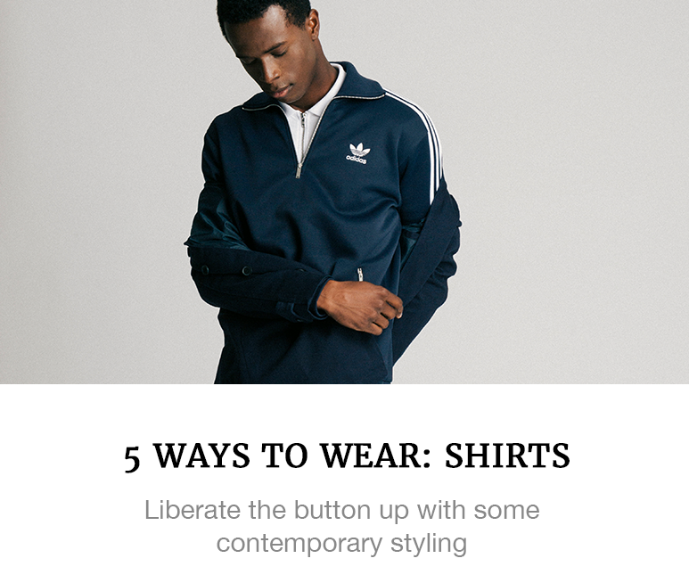 5 shirts you need to own