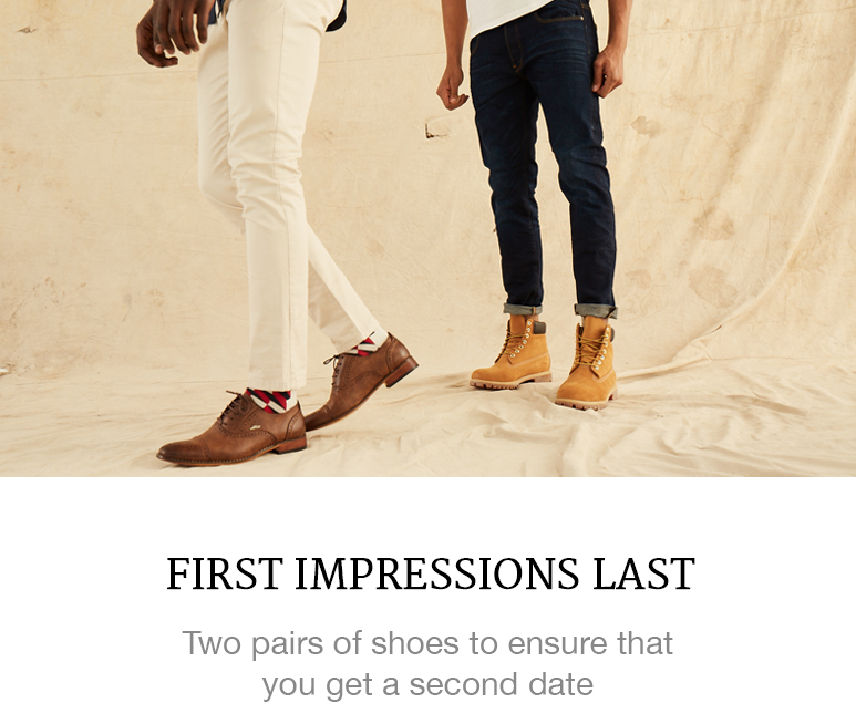 How to make an impression