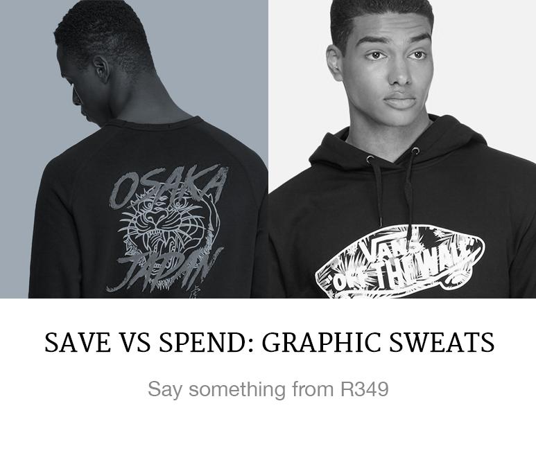 save or splurge graphic sweatshirts men's fashion superbalist blog