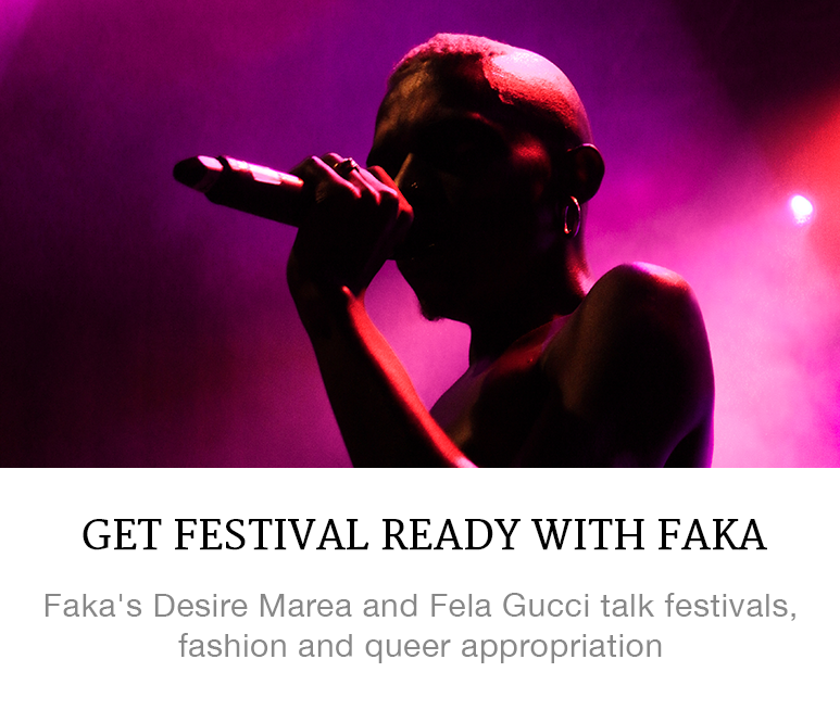 Get Festival Ready with FAKA