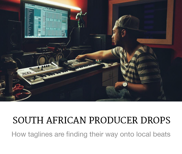 South African hip-hop producers
