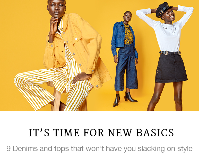 It's Time for New Basics