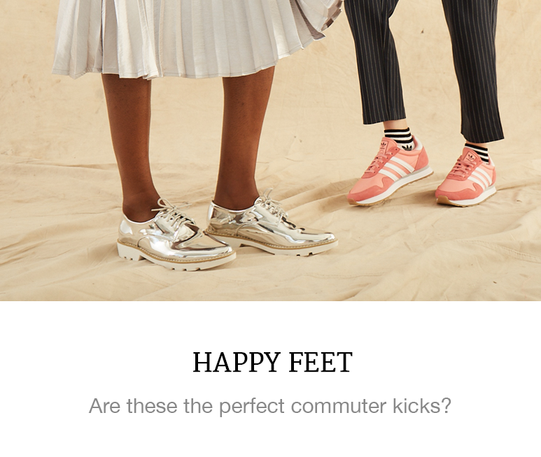 The Ideal Commuter Shoes