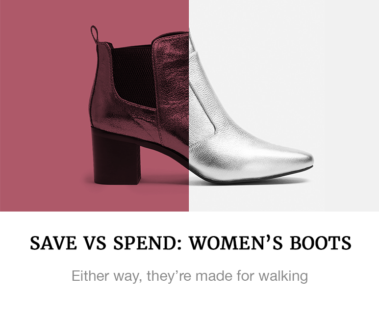 save splurge on women's boots shop superbalist