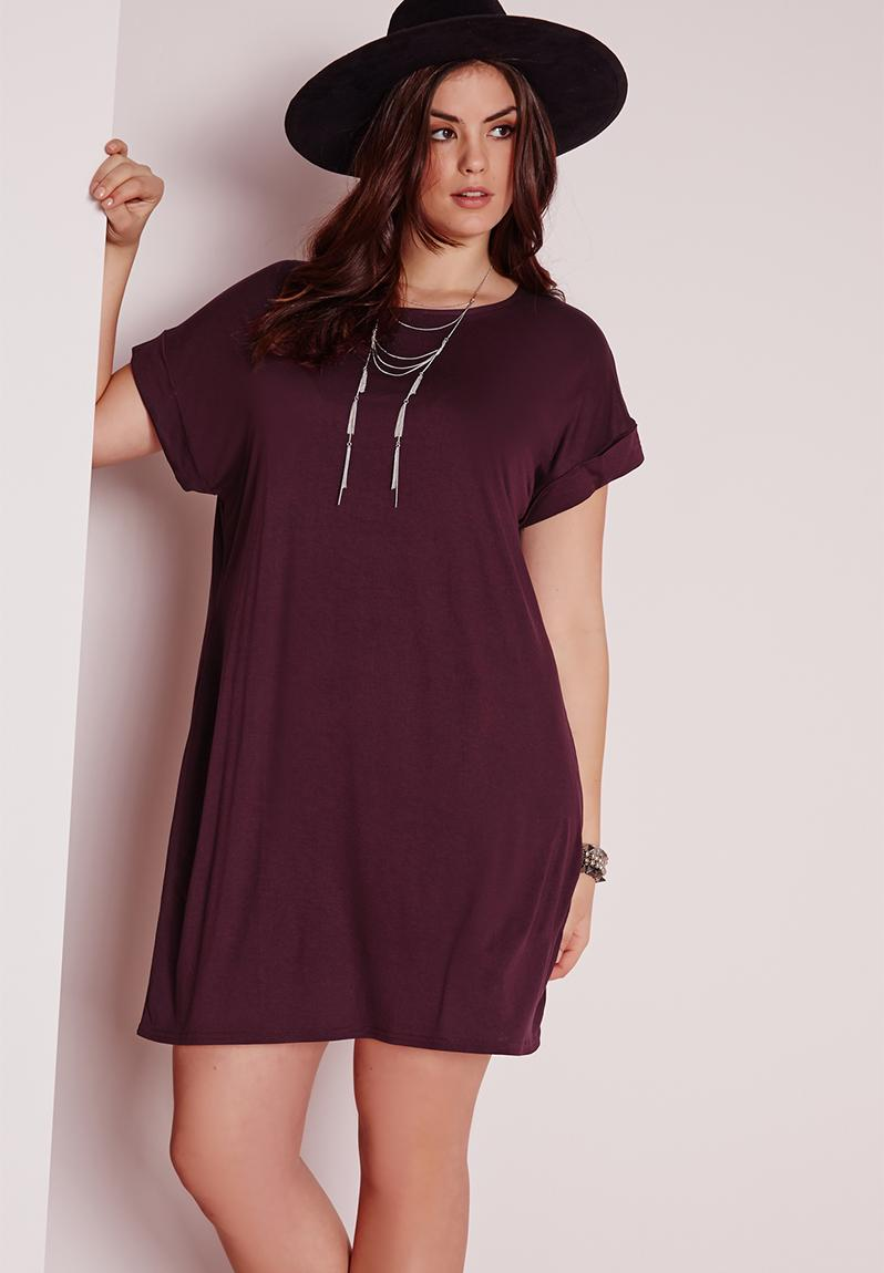 Plus Size T-Shirt Dresses Select Size + Color. Filter by Size. 1X 2X 3X 4X. Filter by Color. Black Blue Burgundy Green Purple Red Yellow. Close Text 'RAINBOW' to and reply with your email address to receive a 10% off coupon and enroll in Rainbow's mobile program. By texting , you are consenting to receive up to 8 msgs per month.