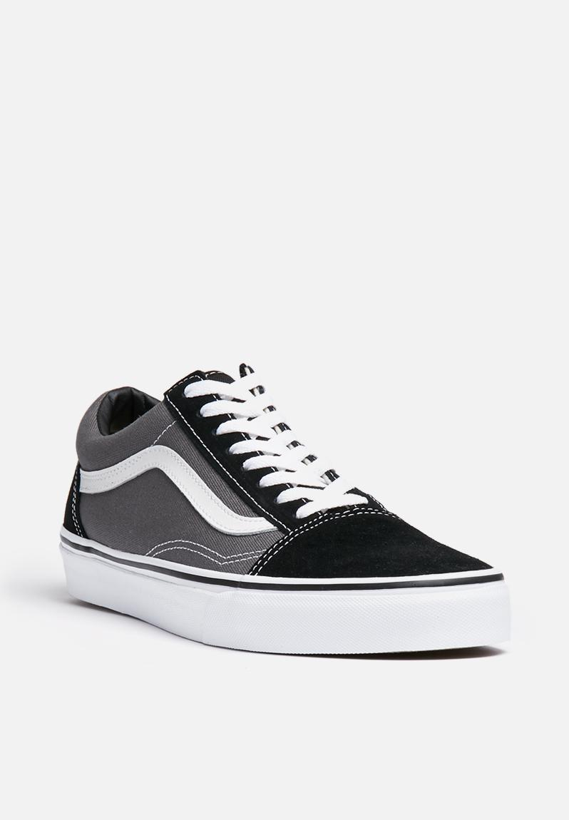 vans old skool black pewter  UP to 33% off 1e083188a