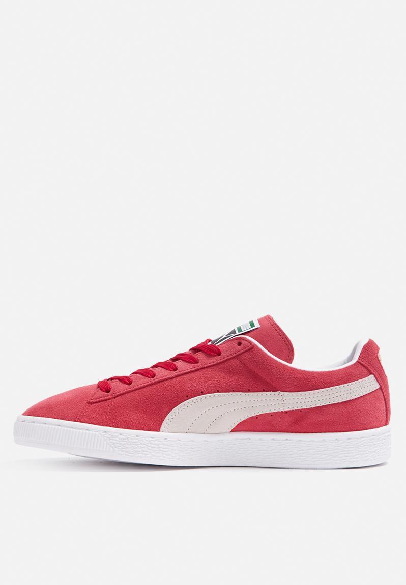 Puma Suede Classic - 35263405 - Team Regal Red / White PUMA Sneakers |  Superbalist.com