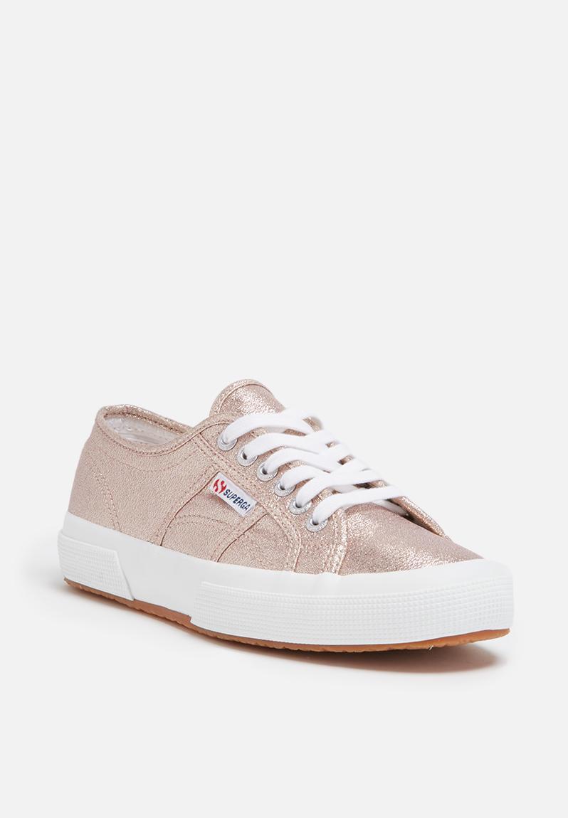 Superga Schuhe Sneaker 2750 LAMEW S001820 Rose Gold Gr 38