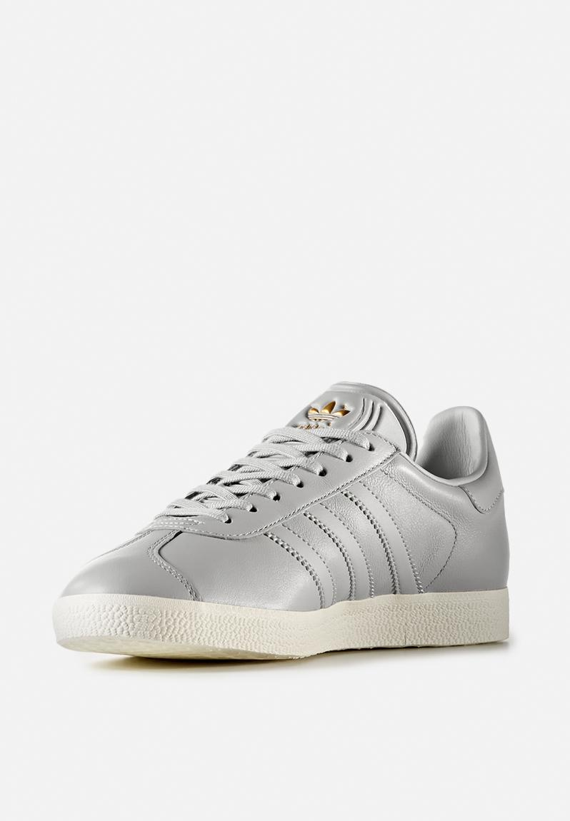 Adidas originals w gazelle by9355 grey two gold for Gazelle cuisine n 13