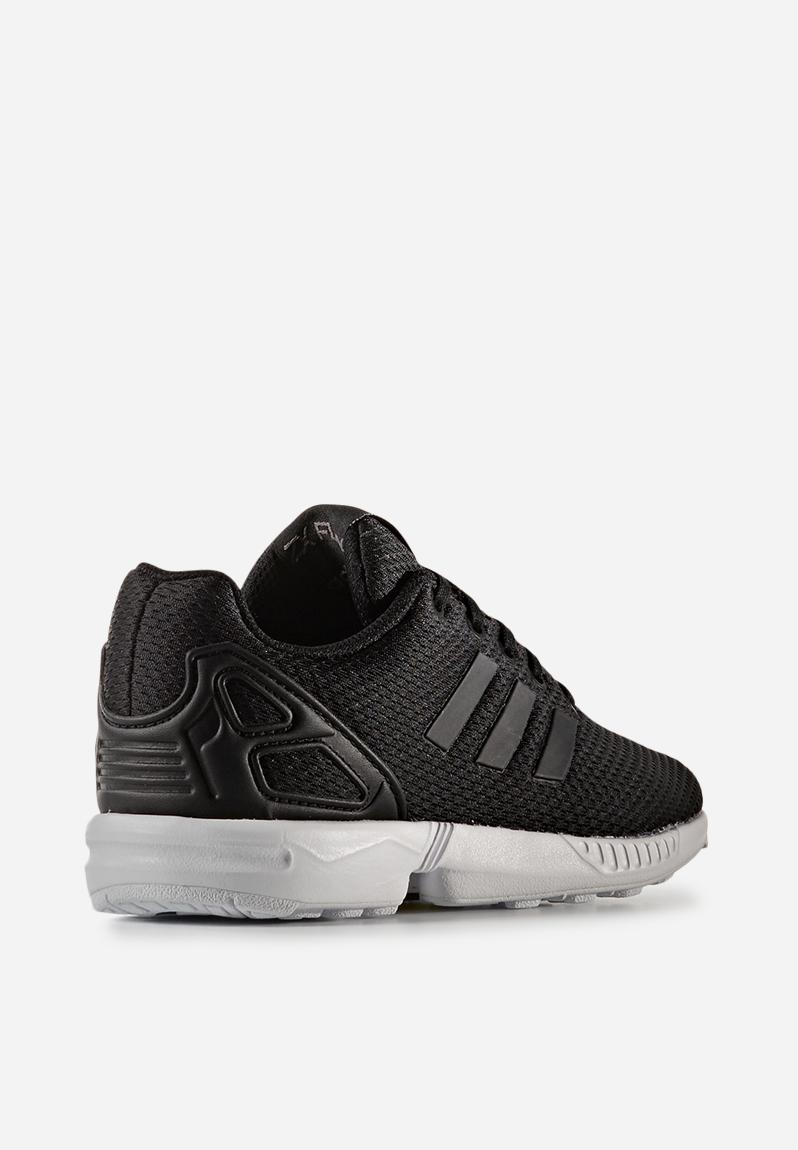 ZX Flux - black/black/white kids adidas Originals Shoes | Superbalist.com
