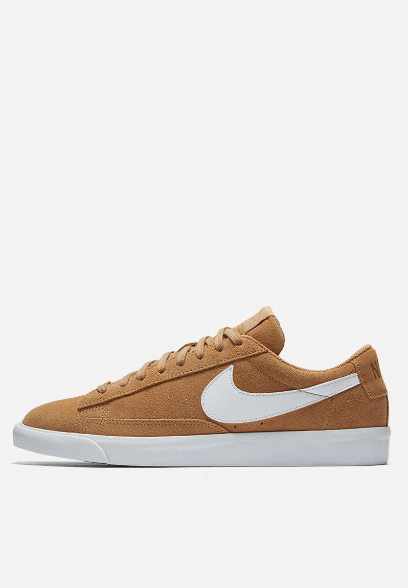 Nike Blazers Tabourets En Cuir Bas