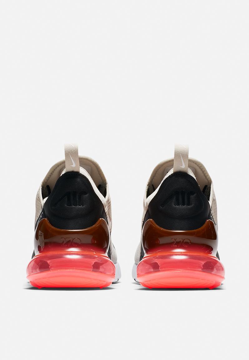 Nike Air Max 270 - AH8050-003 - Black / Light Bone - Hot Punch Nike  Sneakers | Superbalist.com