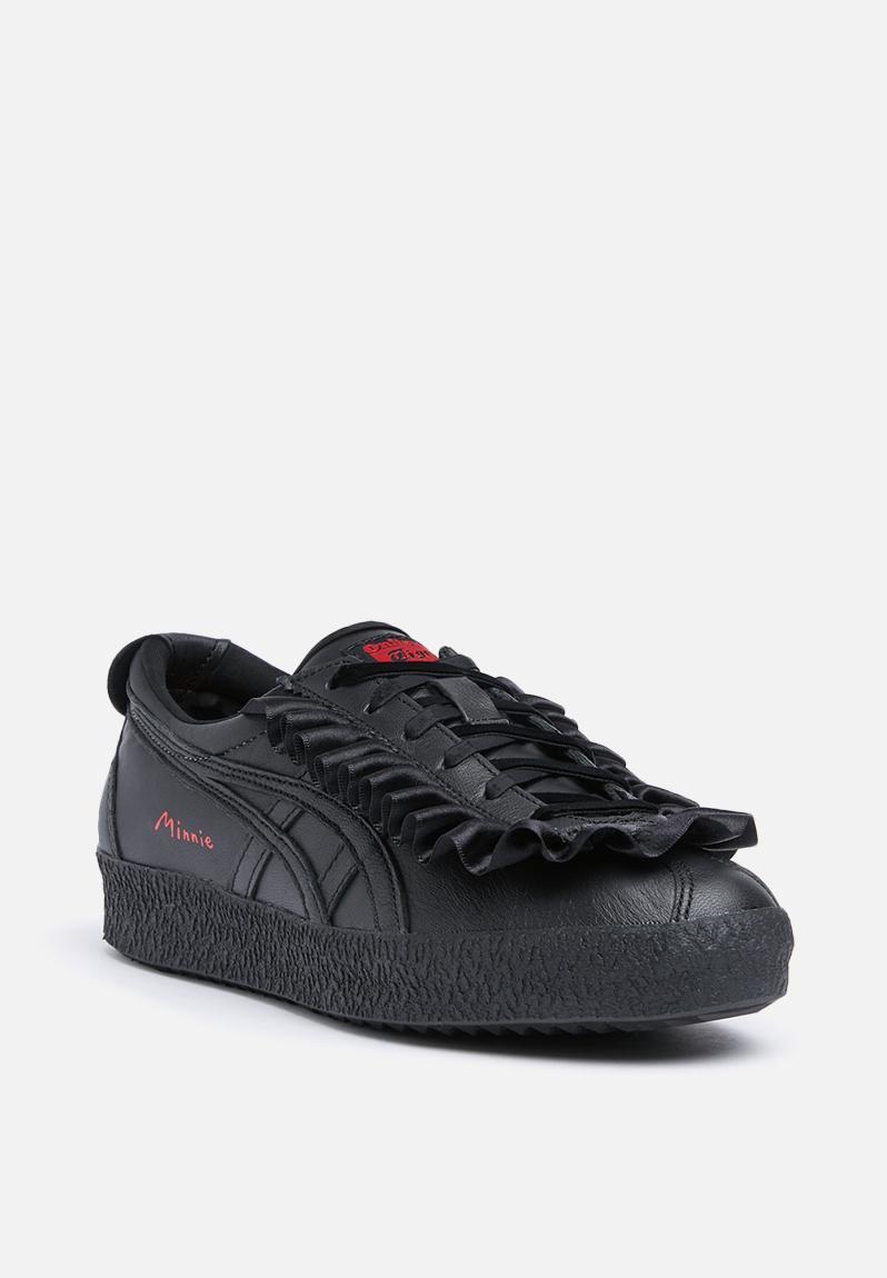 Onitsuka Tiger Délégation Du Mexique Chaussures Baskets Disney Lo Noir Noir 9DD0Tr2