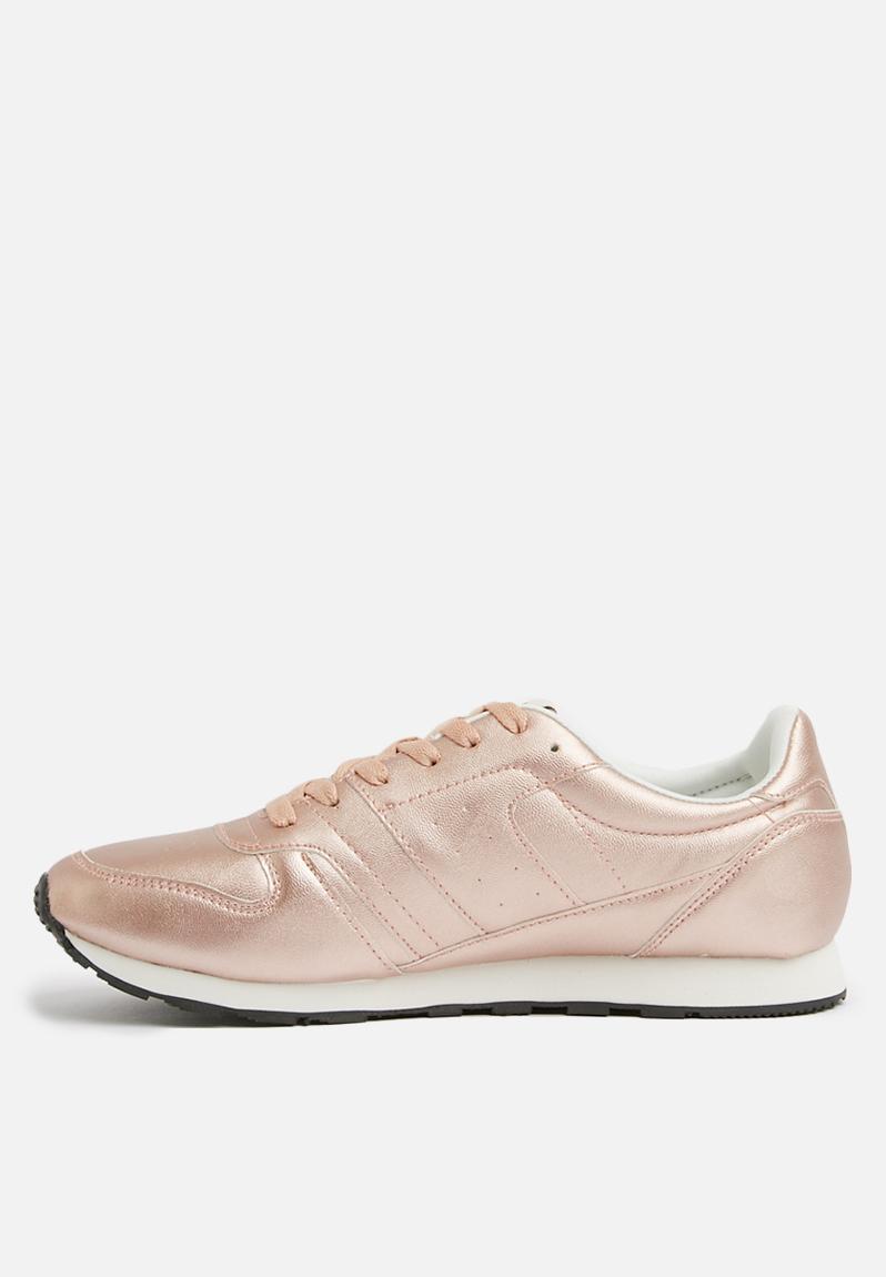 Only Sneaker 'Silli Metallic' Rosé fdIhRV9kL