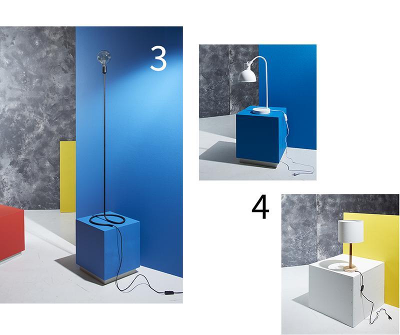 standing light, desk lamp, table lamp