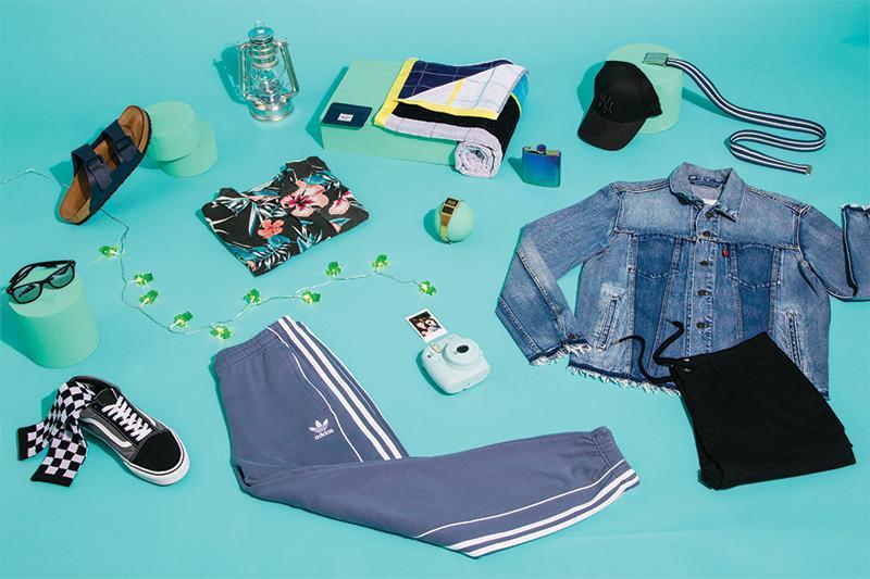 Summer Festival Packing Guide For Him