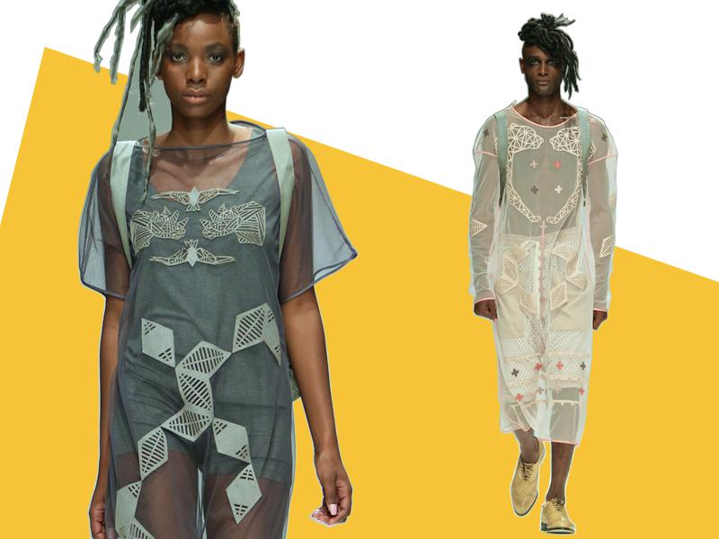 South African fashion week roundup report BLACK COFFEE