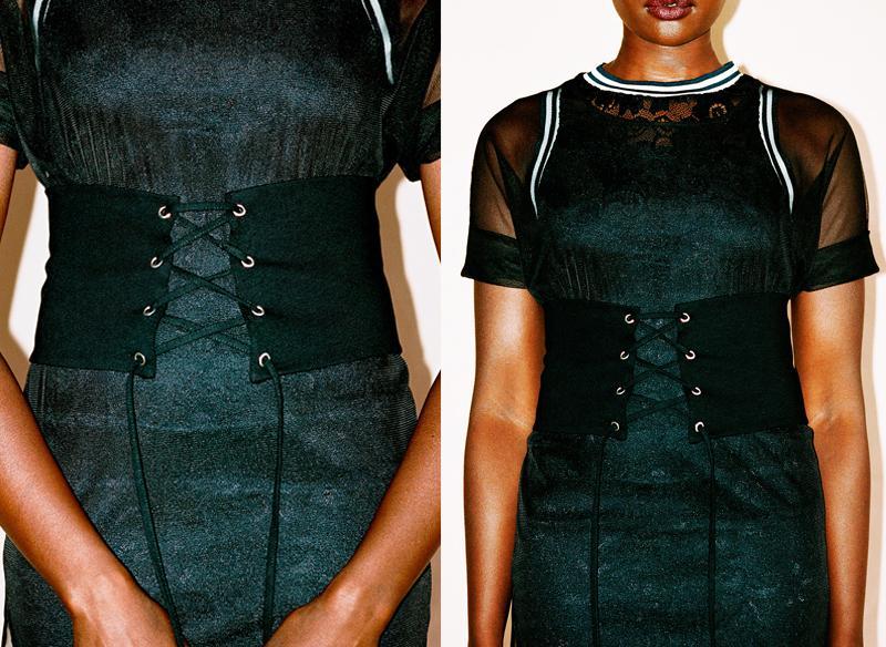 The athleisure corset