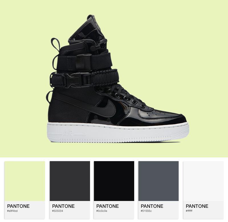Nike W SF AF1 SE PRM