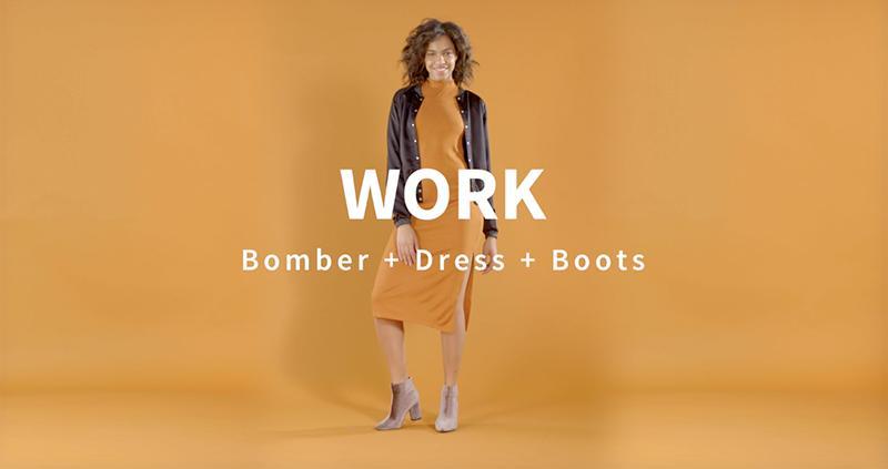 The Way We Wear: bombers