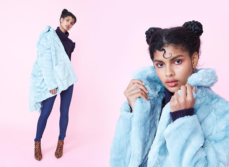 trends to try pastel fur