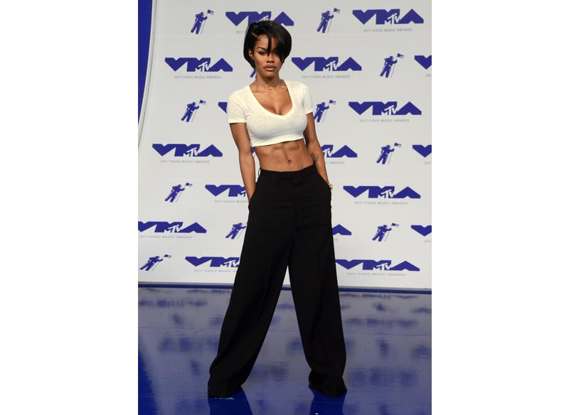Best dressed: Teyana Taylor