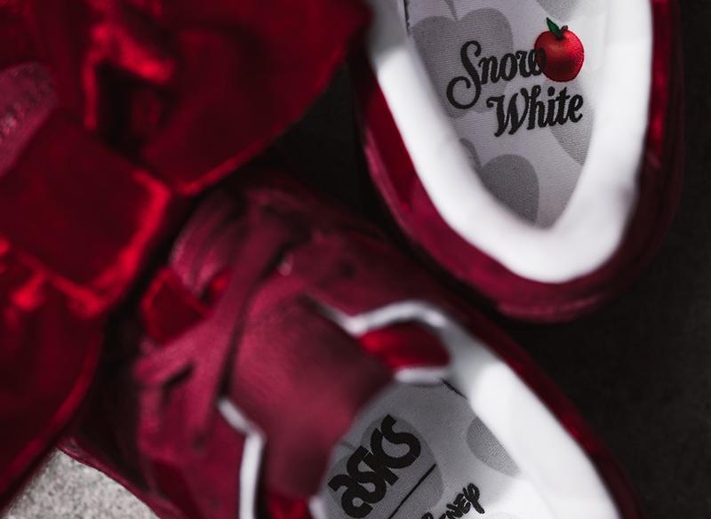 Asics x Disney's Snow White
