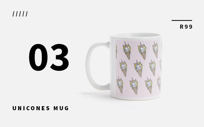 shop unicorn mug under R200