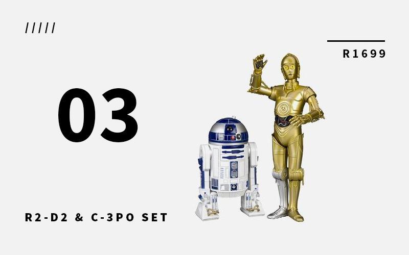 star wars R2-D2 C-3PO