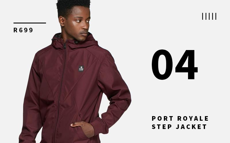 step jacket jack&jones