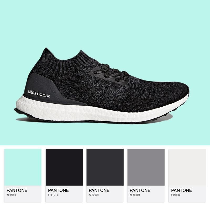 adidas UltraBOOST Uncaged - Carbon/Core Black