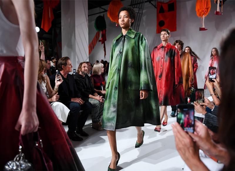 Spring trends 2017 Calvin Klein