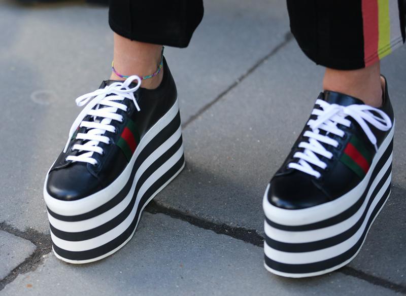 8 Sneaker Trends of 2017