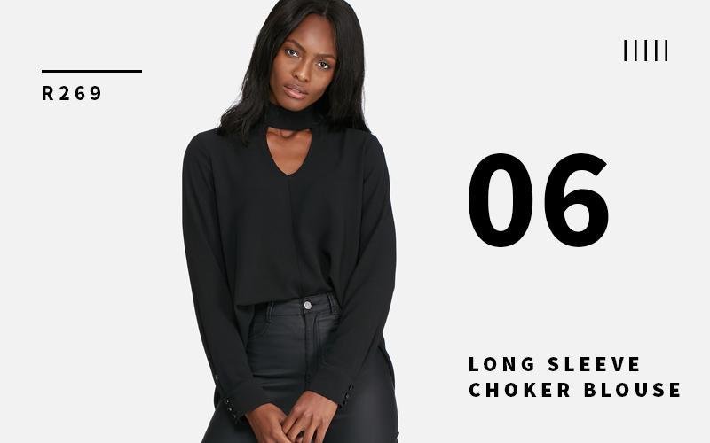 choker tops, bodysuits and dresses superbalist fashion blog