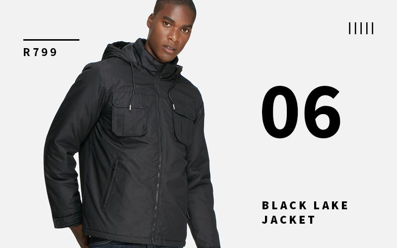 lake jacket only&sons