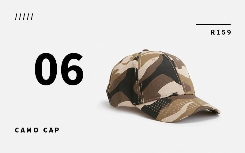shop camo fashion under R200