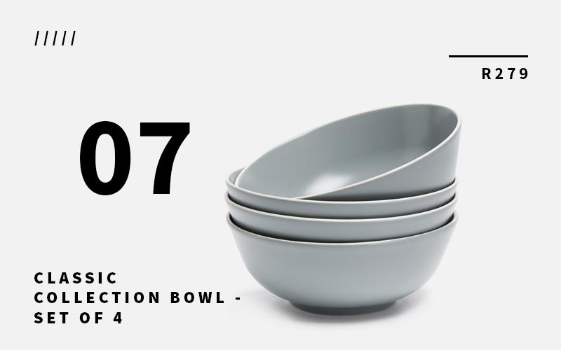 Classic Collection Bowl