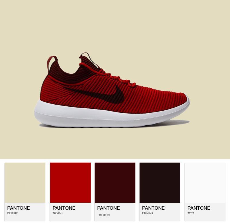 Nike Roshe Two Flyknit V2 - 918263-600 - University Red