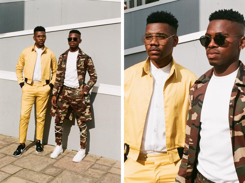 South African Menswear Week 2017