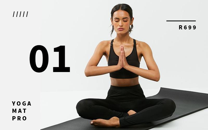 Ultimate Home Yoga Kit