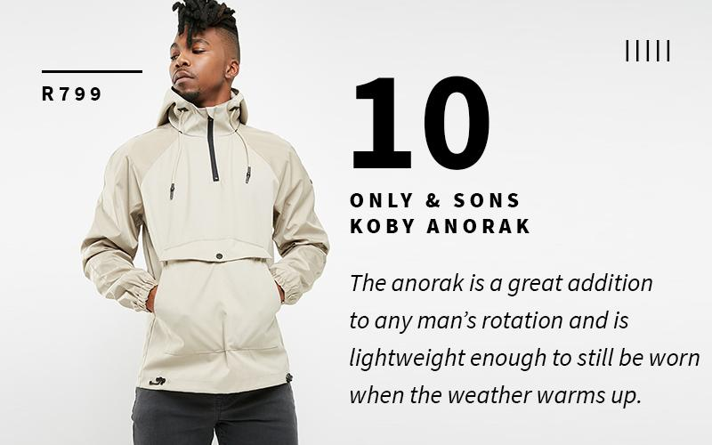Only & Sons anorak